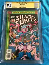 Silver Surfer #88 - Marvel - CGC SS 9.8 NM/MT - Signed by Andy Smith - Thanos