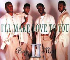 Boyz II Men I'll make love to you (1994)  [Maxi-CD]