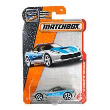 2016 Matchbox - '15 Corvette Stingray MBX #64/125 Die Cast