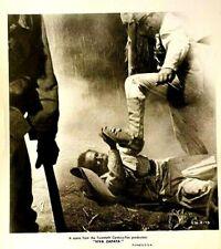 Viva Zapata gelatin silver vintage photograph USA 1952