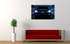 "GORGEOUS HYUNDAI SANTA FE 2013 PRINT WALL POSTER PICTURE 33.1"" x 20.7"""