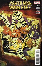 Power Man And Iron Fist #13 (NM)`17 Walker/ Bondoc
