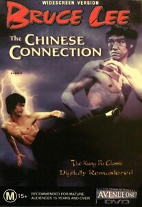 Bruce Lee : The Chinese Connection Dvd ( New)
