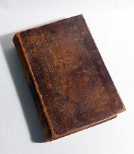 Antique 1800s HOLY BIBLE - Age unknown / Leather Bound