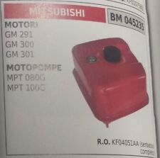 KF04051AA SERBATOIO BENZINA MISCELA COMPLETO MOTORE MITSUBISHI GM 291 300 301