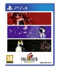 Final Fantasy VIII 8 Remastered PS4 PS5 FF8 NEW & SEALED Same Day Dispatch