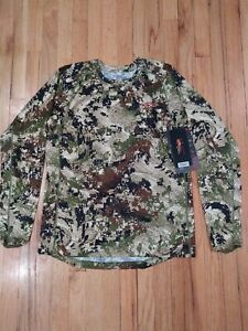 New Sitka Gear CORE Lightweight Crew - LS Optifade Subalpine Large 10064-SA-L