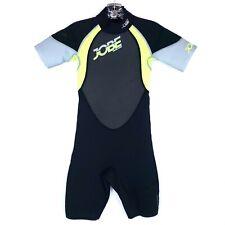 JOBE Youth Impress Shorty F-Flex Wetsuit Black Multi Size 2XL