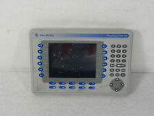 "Allen-Bradley 2711P-RDB7C Operator Interface 6.5"" Colour Keypad/Touch ! WOW !"