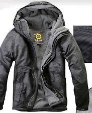 SOUTHPLAY Mens Ski Snowboard Hood Jacket Jumper Parka Coat Suits Blazer DIGITAL