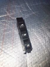 BMW E46 CONVERTIBLE DRIVERS SIDE ELECTRIC WINDOW SWITCH,3 BUTTON