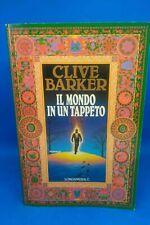 Longanesi - La Gaja Scienza 261 - CLIVE BARKER - IL MONDO IN UN TAPPETO