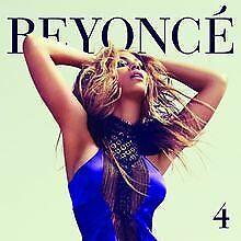 4 von Beyonce   CD   Zustand gut