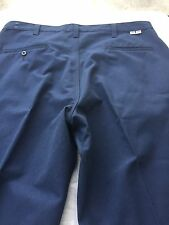 Cintas Navy Blue Nomex IIIA FR Pants 32x29 HRC1... 7.5 Oz Lot Of 3 Pants