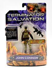 Playmates Terminator Salvation - Resistance Equalizer John Connor Action Figure