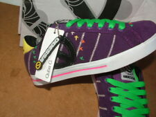Ladies New In Box Odessa Quba G Skater Training Shoes Size 4