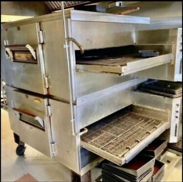 BOFI XLT 3255 Convection Natural Gas Pizza Oven