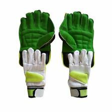 Cricket Sports Play Accessory Wicket Keeping & Inner Gloves Combo Youth Green