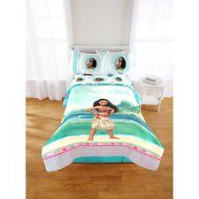 New Disney Movie Moana Twin/Full Comforter Kid's Bedroom Decor Warm And Fluffy