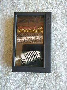 VAN MORRISON - The best of... DCC  Cassette Tape Import.
