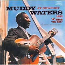 Muddy Waters - At Newport 1960 / Sings Big Bill [New CD]