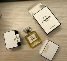 CHANEL No.19 pure parfum flacon 14ml/.47oz NIB VINTAGE