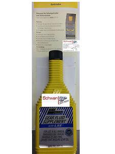 Schaltgetriebeoel Öl Ölzusatz für Schaltgetriebe und Differentiale GL4 GL5