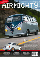 AIRMIGHTY MEGASCENE AIR COOLED VW LIFESTYLE MAGAZINE ISSUE #32