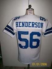 HOLLYWOOD HENDERSON SIGNED T/B DALLAS COWBOYS JERSEY JSA