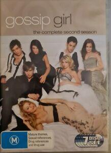 Gossip Girl : Season 2 (DVD, 2009, 7-Disc Set)