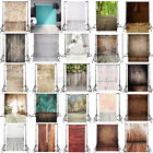 9x6/5x7FT Flower Floor Wall Photography Backdrop Background Photo Studio Props
