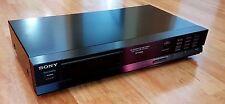 SONY ST-S100L Tuner in schwarz