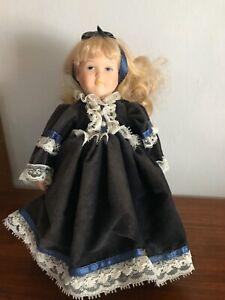 china leonardo collectors doll ?