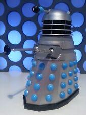 "Doctor Who The Dead Planet Dalek Blue Silver B&M Classic Wide Iris 5"" Figure"