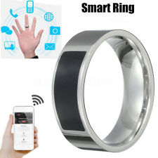 Durable NFC Smart Wearable Ring New Technology For Windows Android Mobile Phone