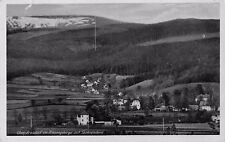 AK Ober-Arnsdorf im Riesengebirge mit Teichröndern Postkarte vor 1945