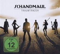 """SCHANDMAUL """"TRAUMTÄNZER"""" CD+DVD EXTENDED EDT NEU"""