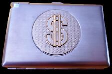 Dollar Sign Cigarette Smokes Case Lighter Belt Buckle Cigar Boucle de Ceinture