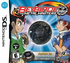 NEU Beyblade Metal Masters Sammler Edition Nintendo DS Bakushin Susanow 90 WF