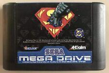 The Death And Return Of Superman, Sega Mega Drive, Game, PAL, *VGC* VERY RARE