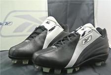 Reebok Scarpe Da Calcio Misura 10.5 Regno Unito Scarpe Da Corsa Sport Scarpe da ginnastica Black Grey