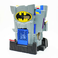 Imaginext Batman Fold Up Bat Cave Tower Toy Fisher Price 2007 DC Super Friends