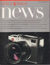 Leica World News January 2004 Digital Modul R Digilux V090718AME