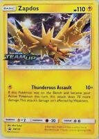1x - Zapdos - SM159 - Prerelease Promo - SM Black Star Promo LP Pokemon Pokemon
