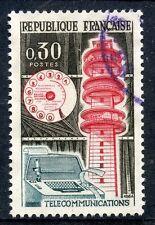 STAMP / TIMBRE  OBLITERE N° 1417 PHILATEC 1964 / TOUR HERTZIENNE DE MEUDON