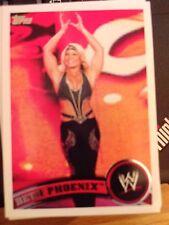 2011 Topps WWE #29 Beth Phoenix
