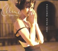 CELINE DION - Falling into you 3TR CDM 1996 POP / BALLAD