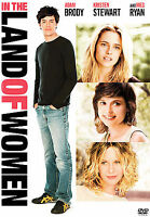 In the Land of Women (DVD, 2007, Full Frame and Widescreen) VG - Free Shipping