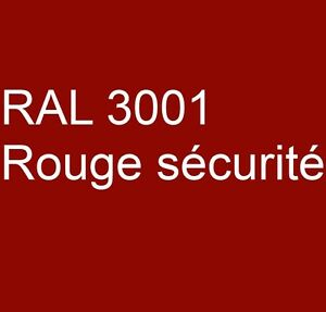 1kg. de GEL COAT POLYESTER ISO. QUALITE MARINE, ROUGE + catalyseur & pipette.