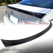 Carbon BMW E90 3-Series 4D Sedan OE Style Trunk Boot Spoiler 330i 316d 320i 2011